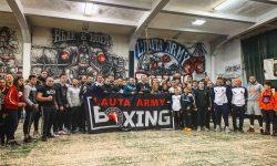 Тервел Пулев тренира с боксовия клуб на Локомотив