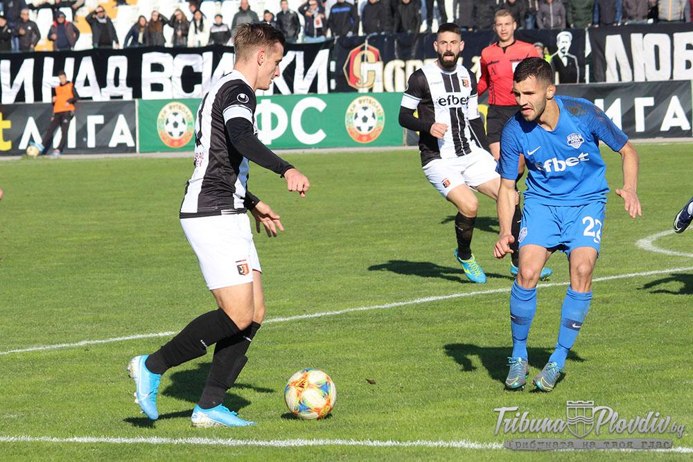 Photo of Локомотив (Пд) – Арда (Кърджали) 0:0