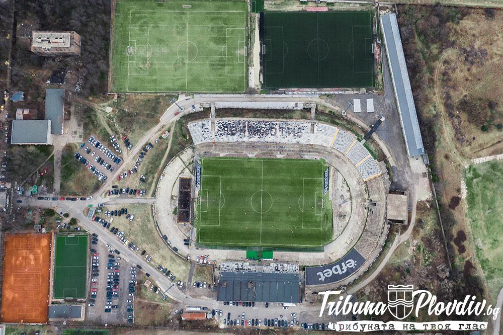 """Photo of Изненада! ПИМК иска да строи стадион """"Локомотив"""""""