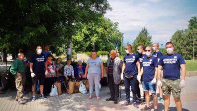 """Photo of СНИМКИ: Лаута Арми се включи в отложения """"Левскарски Великден"""""""