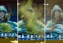 Photo of СНИМКИ И ВИДЕО: Феновете на Зенит с уникална хореография в мача с Криля Советов