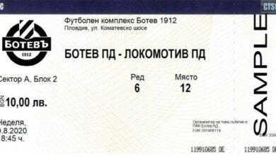 Photo of Ботев пуска в продажба виртуални билети за дербито на Пловдив