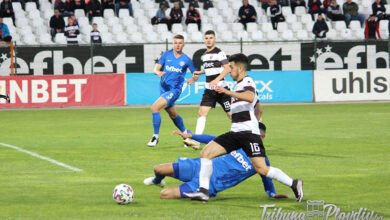 Photo of СНИМКИ: Локомотив и Арда не се победиха след здрава битка на Лаута